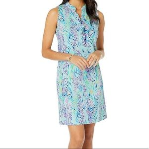 NWT Lilly Pulitzer M Sherryn Shift Dress